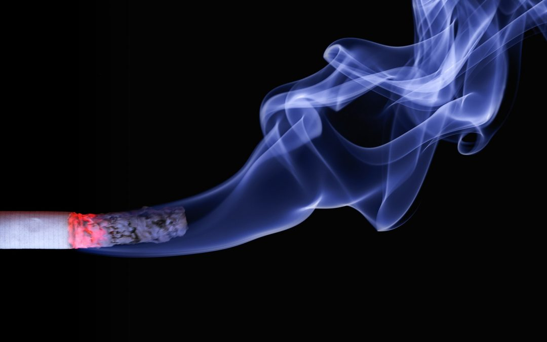 Can't Stop Smoking? Keep Away From Stress, Study Says
