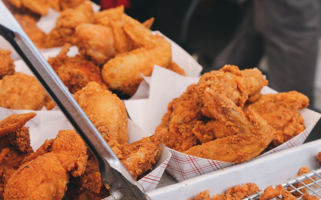 Too Much Fried Chicken Will Kill You—New Study Revealed