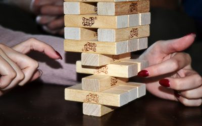 There is a Robot That Learns to Play Jenga with humans